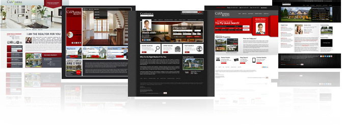 RE/MAX 4000 Agent Website Solution